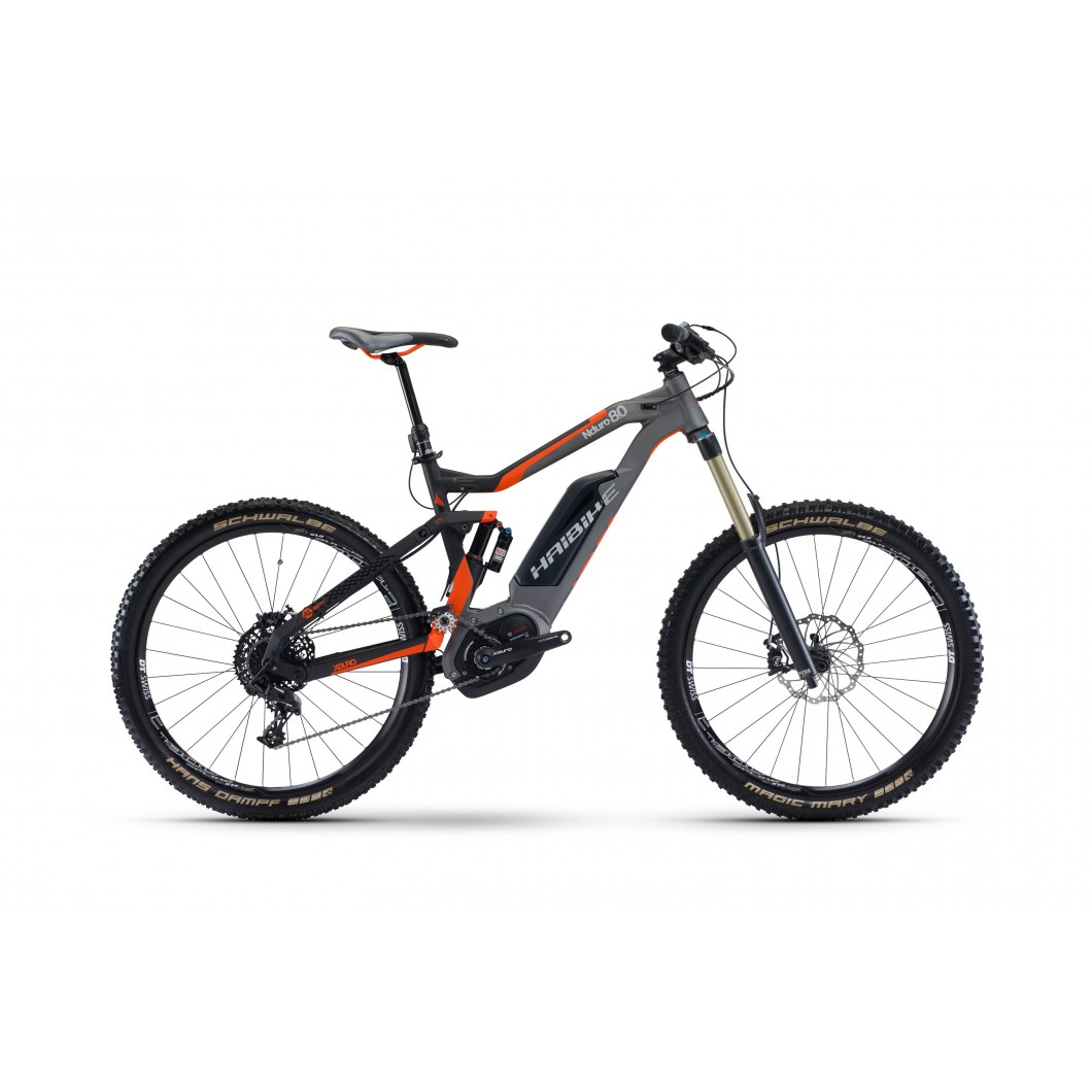 Vélo électrique HAIBIKE XDURO NDURO 8.0 2017