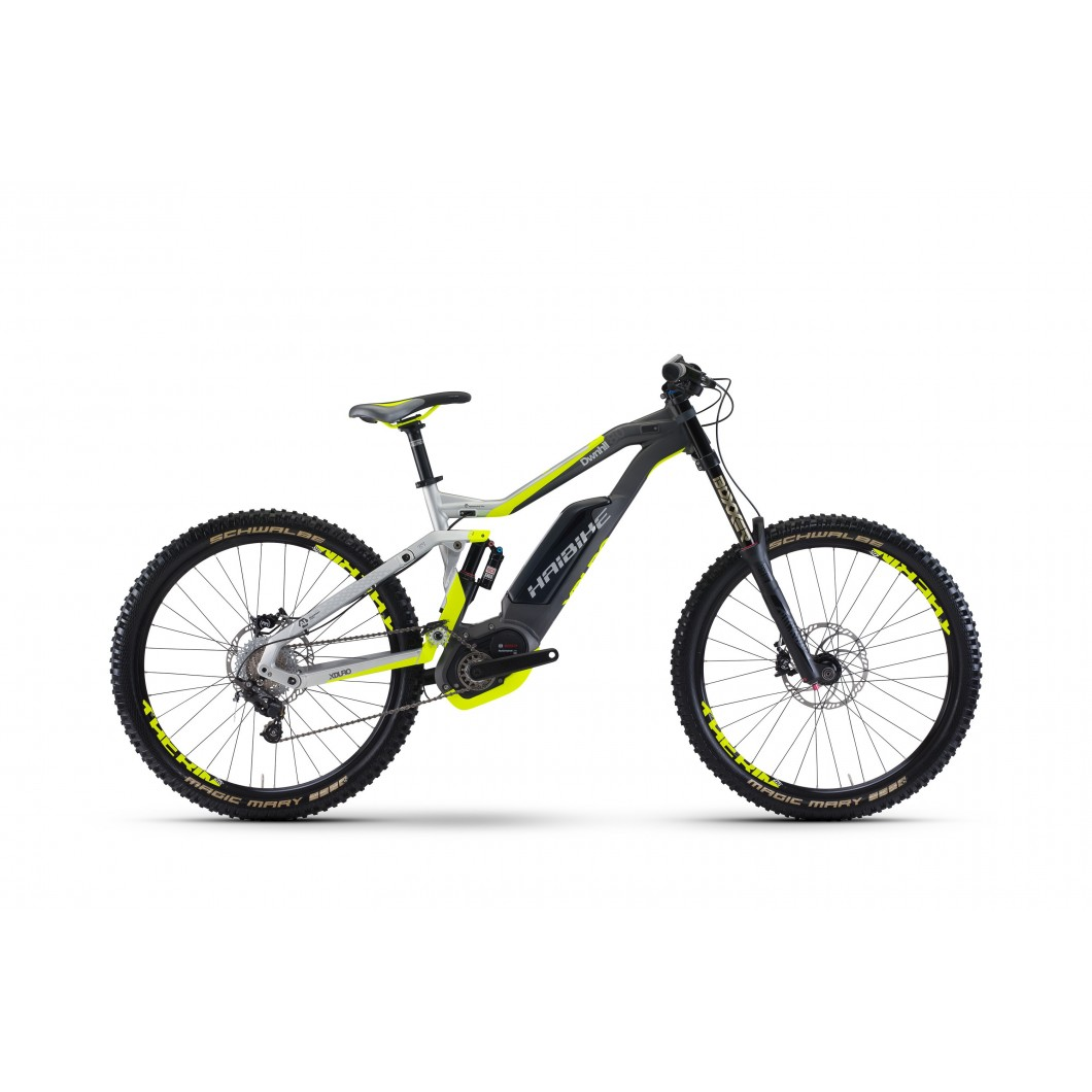 Vélo électrique HAIBIKE XDURO DWNHLL 8.0 2017