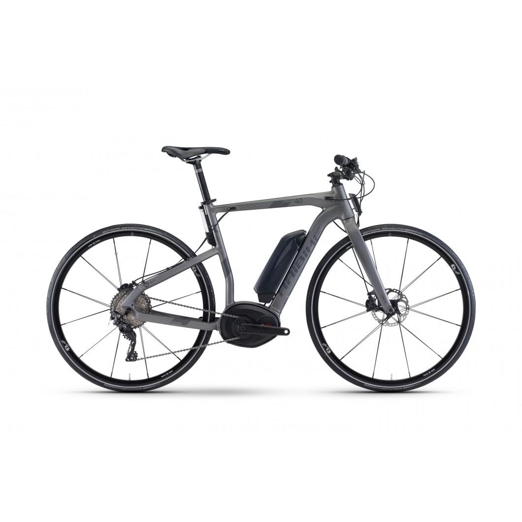 Vélo électrique HAIBIKE XDURO Urban 4.0 2017