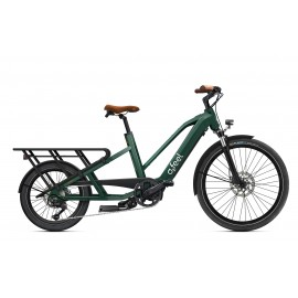Vélo électrique longtail O2Feel Equo Cargo Power 4.1 2021 VÉLO ÉLECTRIQUE CARGO