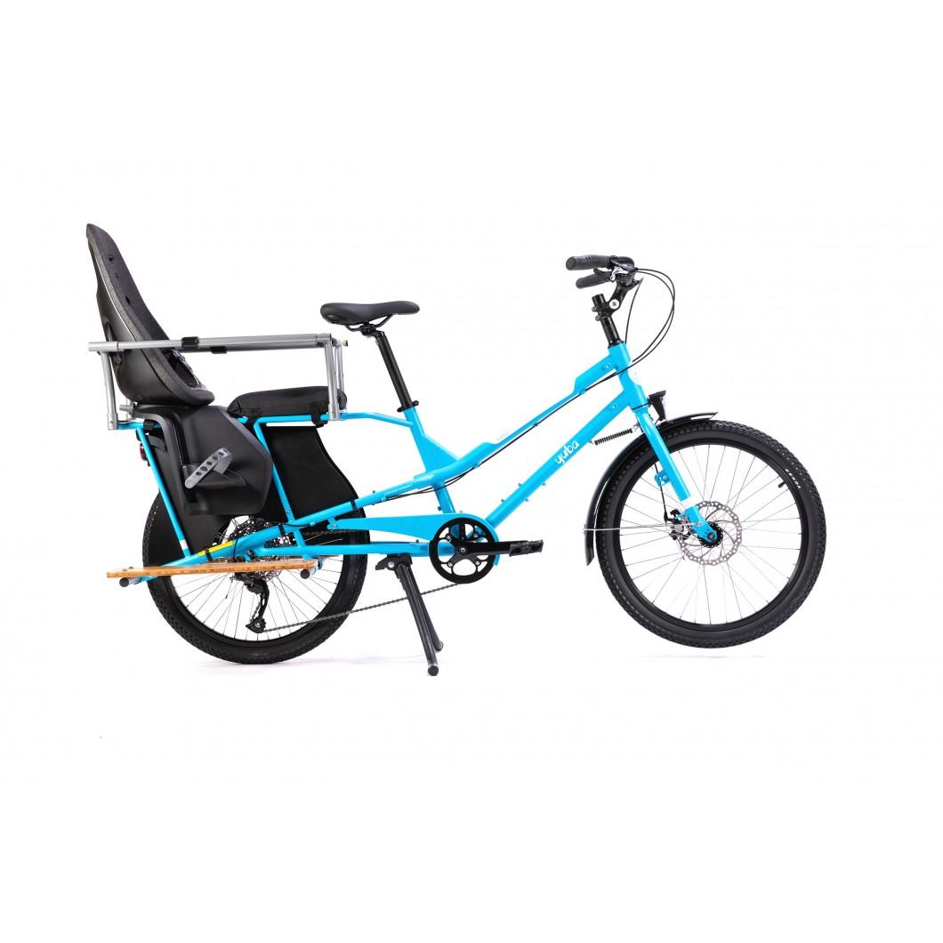 Vélo cargo longtail YUBA Kombi 2021
