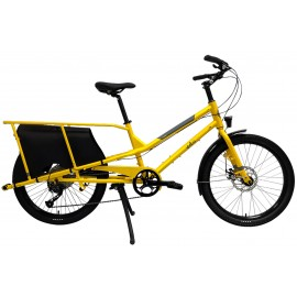 Vélo cargo longtail YUBA Kombi 2021 NOS MARQUES
