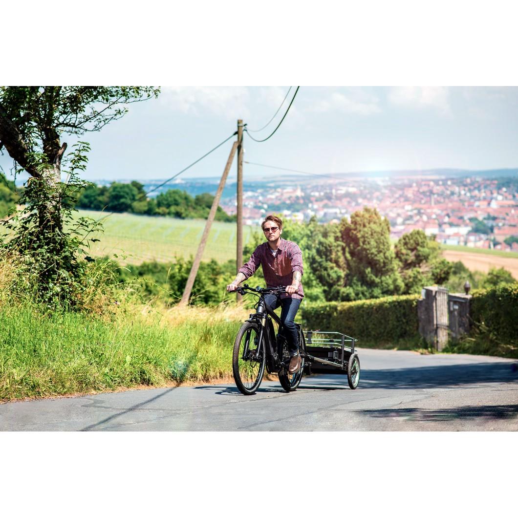 Vélo électrique WINORA YAKUN Tour 2021 • Vélozen