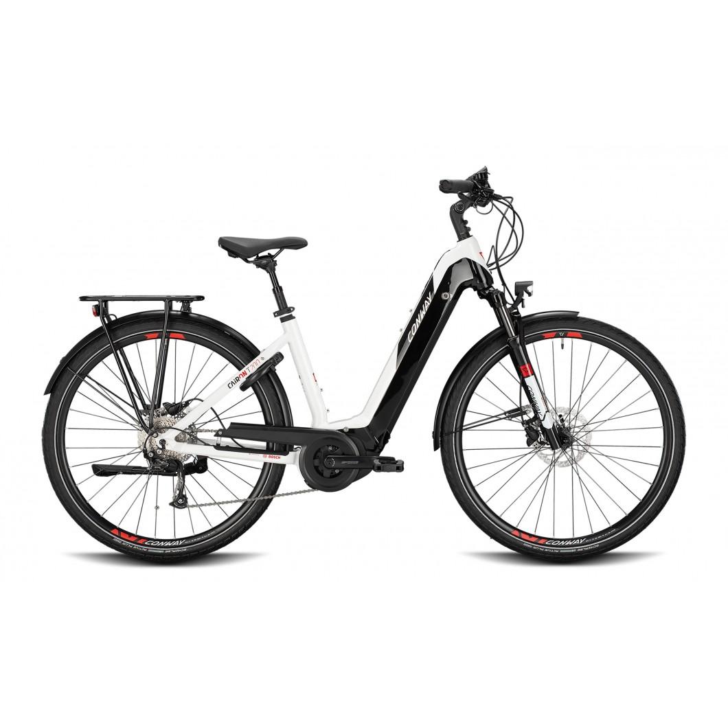 Vélo électrique CONWAY Cairon T200 2021 • Vélozen
