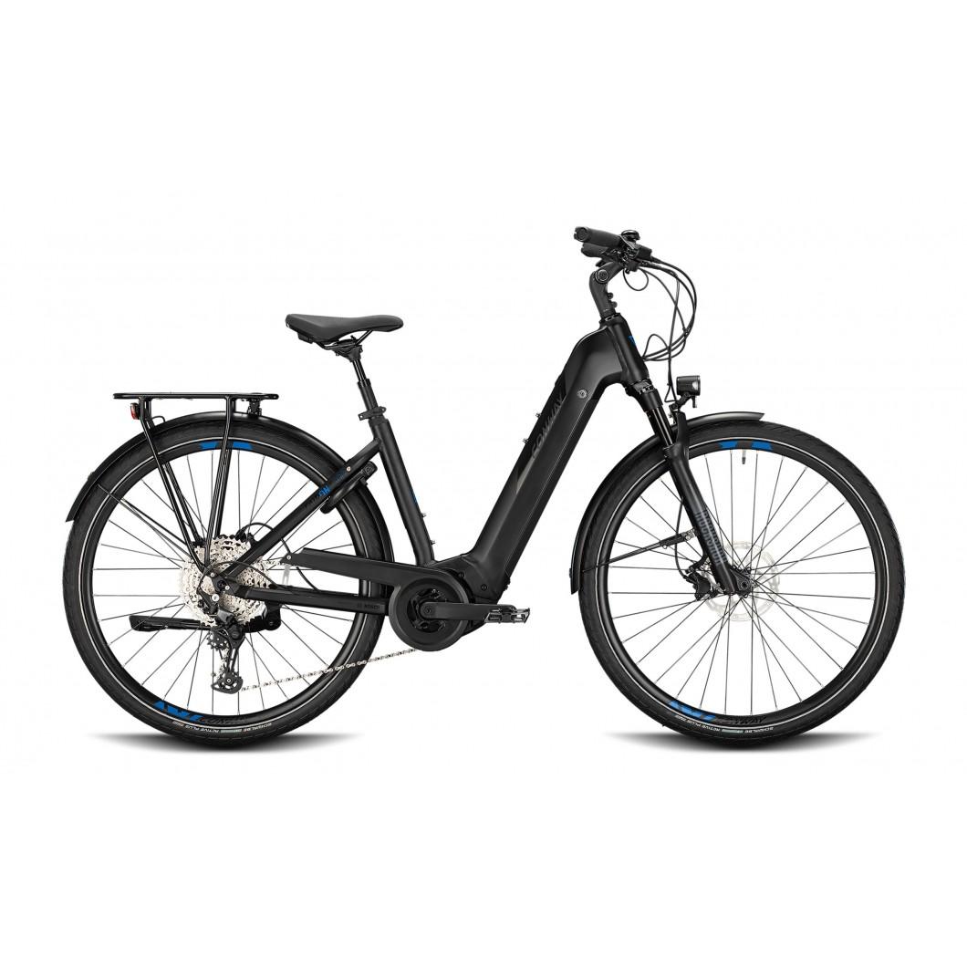 Vélo électrique CONWAY Cairon T 500 2021 • Vélozen