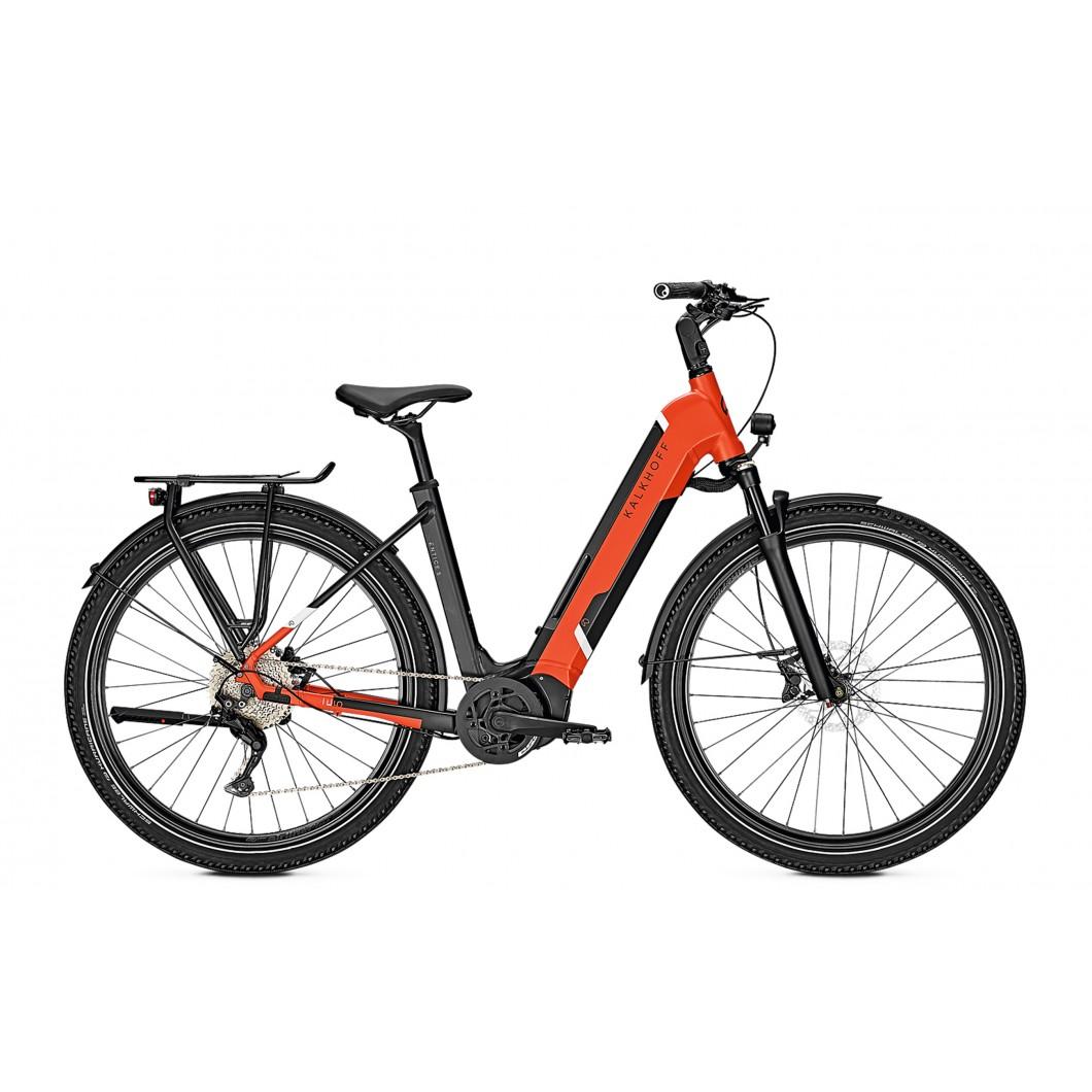 Vélo électrique Kalkhoff ENTICE 5.B MOVE Plus + 2021 • Vélozen