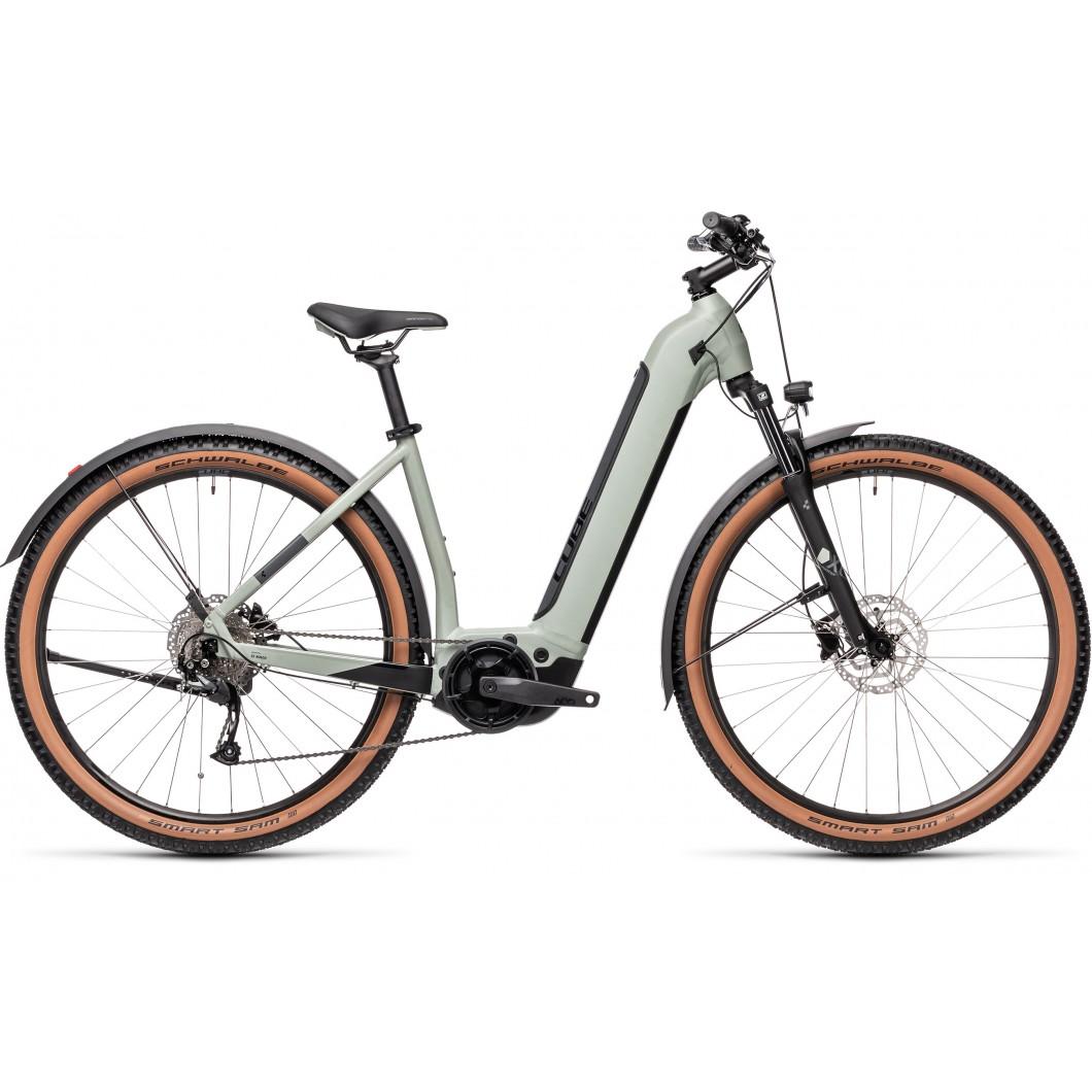 Vélo électrique NURIDE HYBRID PERFORMANCE ALLROAD 2021 • Vélozen