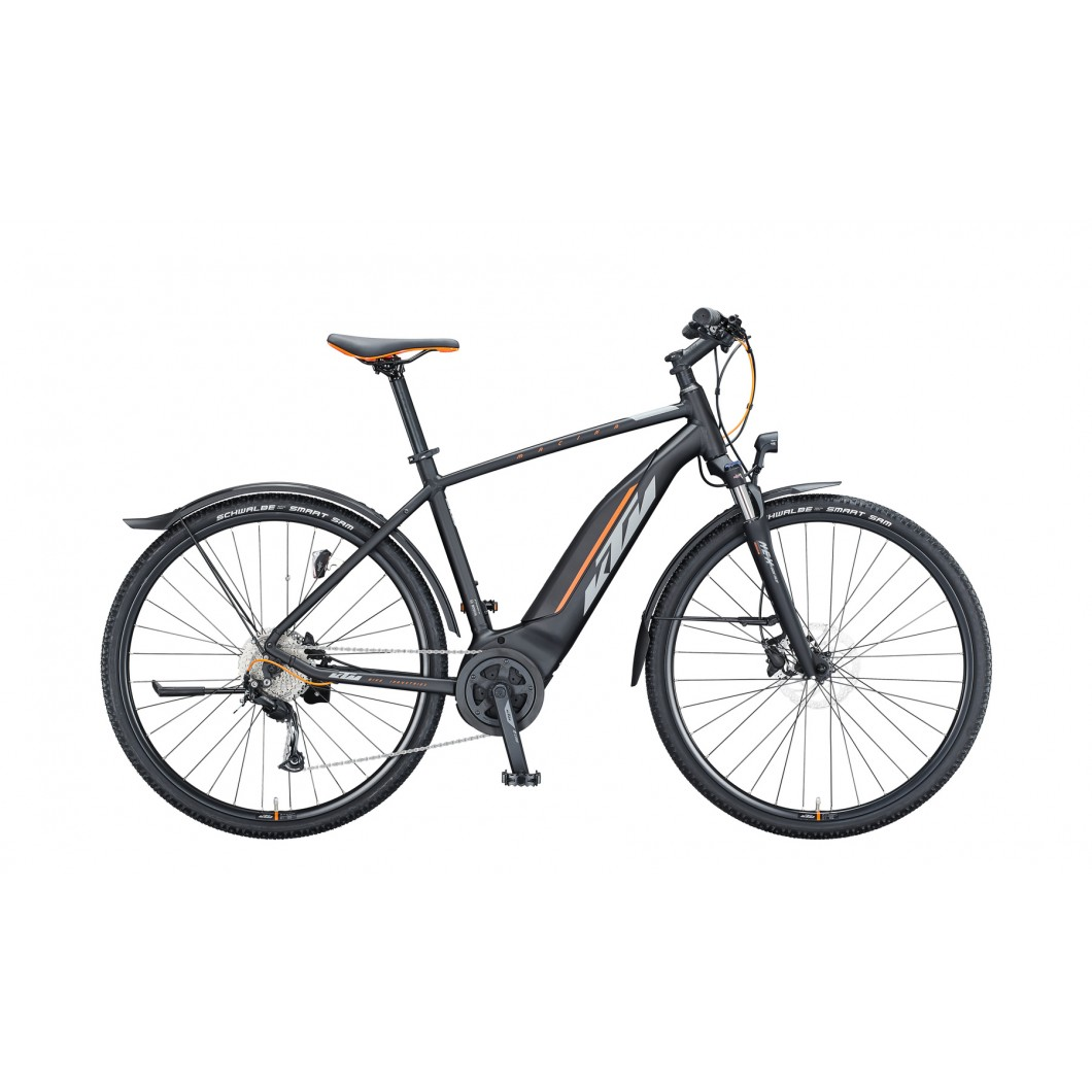 Vélo électrique KTM MACINA CROSS P510 Street 2021