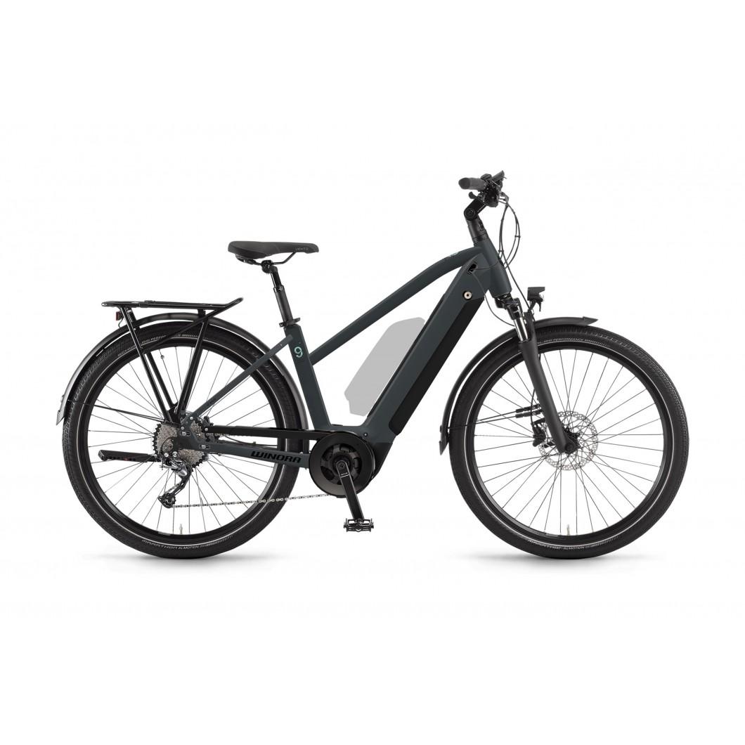 Vélo électrique WINORA SINUS 9 2021 • Vélozen