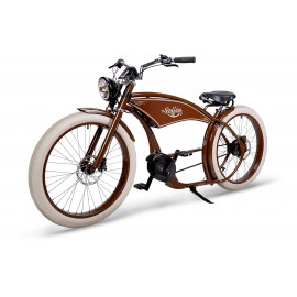 The Ruffian Vintage Brown 2021