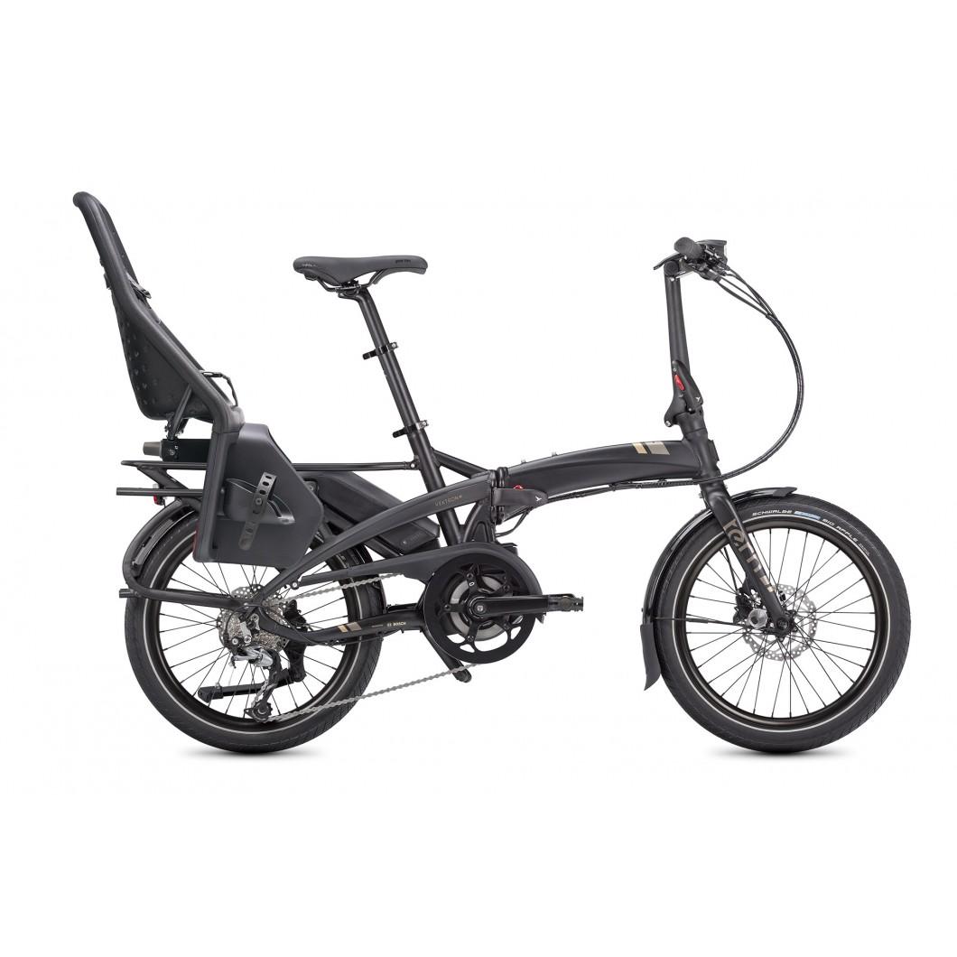 Vélo électrique pliant TERN Vektron Q9 2021 • Moteur central Bosch