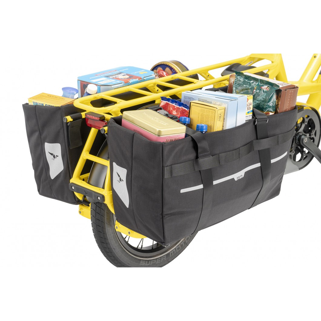 Paire de sacoches Tern Cargo Hold Panniers 52 pour Tern GSD