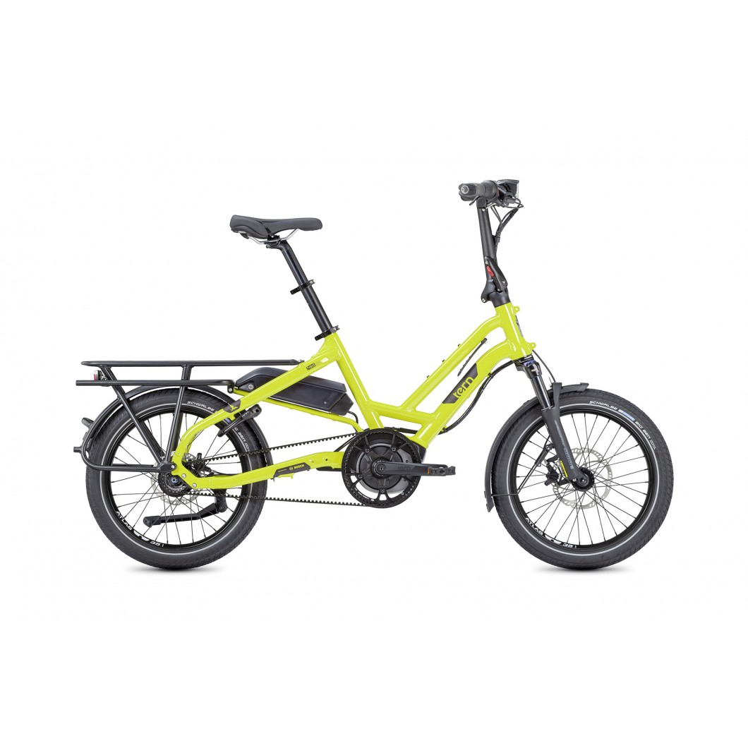 Vélo électrique cargo compact TERN HSD S+ 2021