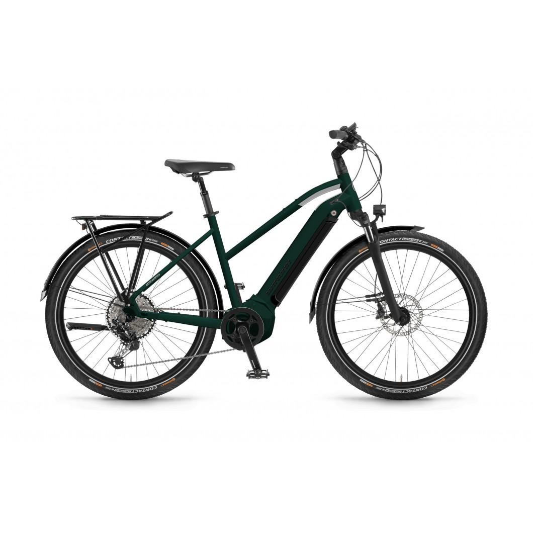 Vélo électrique Winora Yucatan 10 2021 • Vélozen