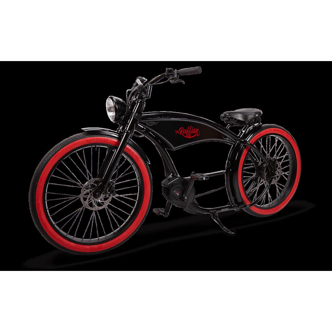 Vélo électrique vintage cruiser - The Ruffian Vintage 2021