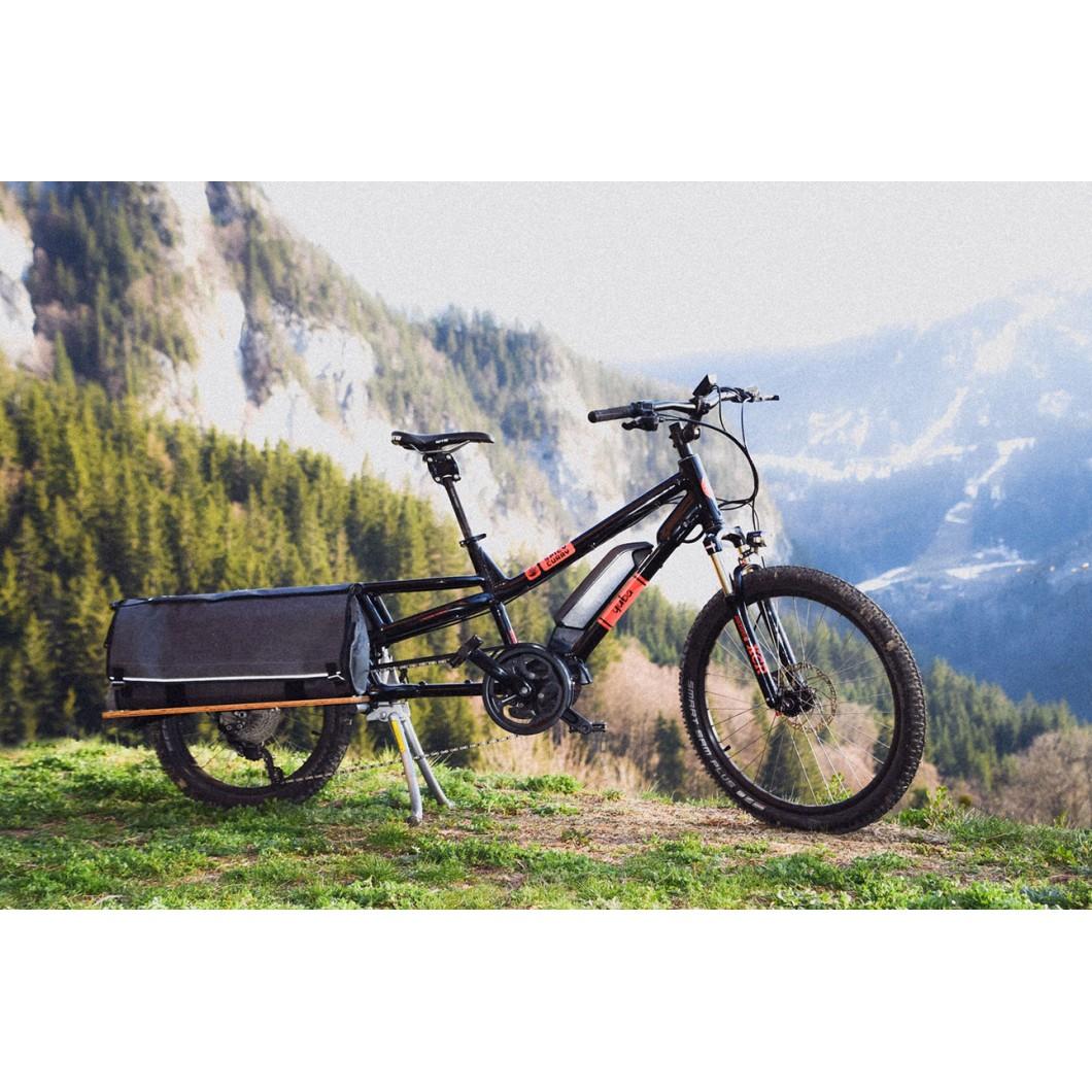 Vélo électrique longtail YUBA Spicy Curry All Terrain 2021