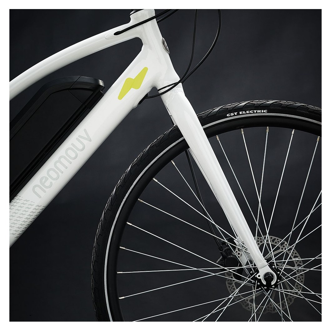 Vélo électrique Neomouv NOVA BROSE 2016