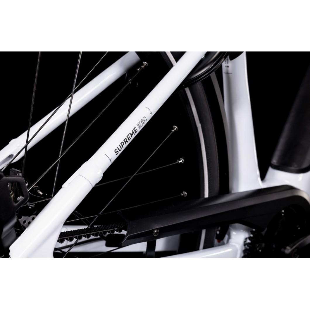 VÉLO ÉLECTRIQUE CUBE SUPREME HYBRID EXC 625 2022 • Vélozen