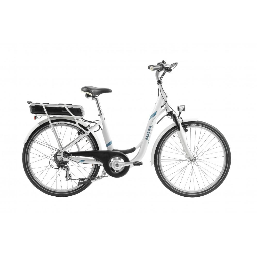 Vélo électrique MATRA i-FLOW FREE D8 2017