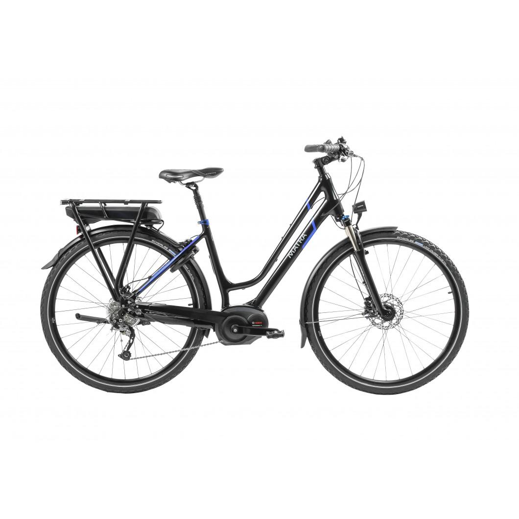 Vélo électrique MATRA i-STEP PHANTOM PERFO D9 2017