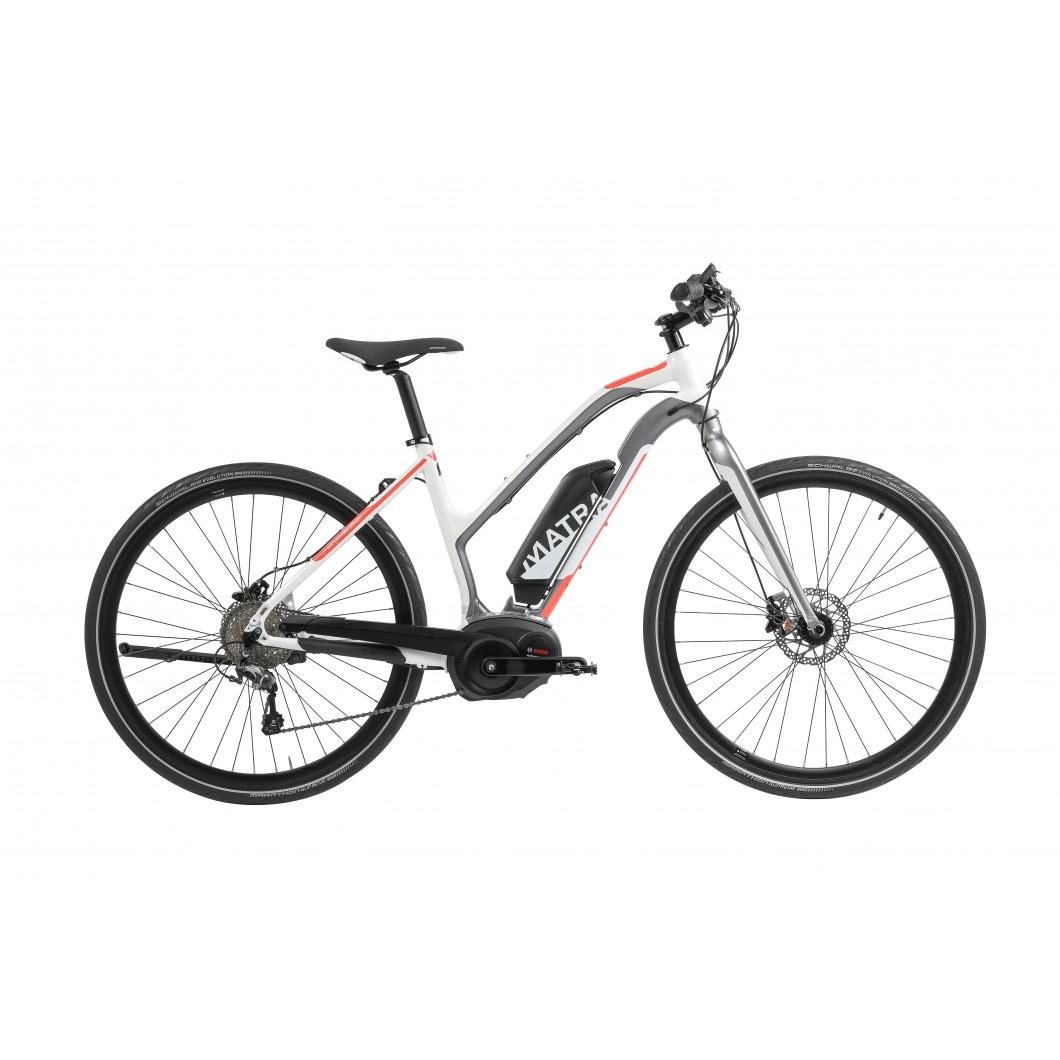 Vélo électrique MATRA i-SPEED FITNESS D10 2017