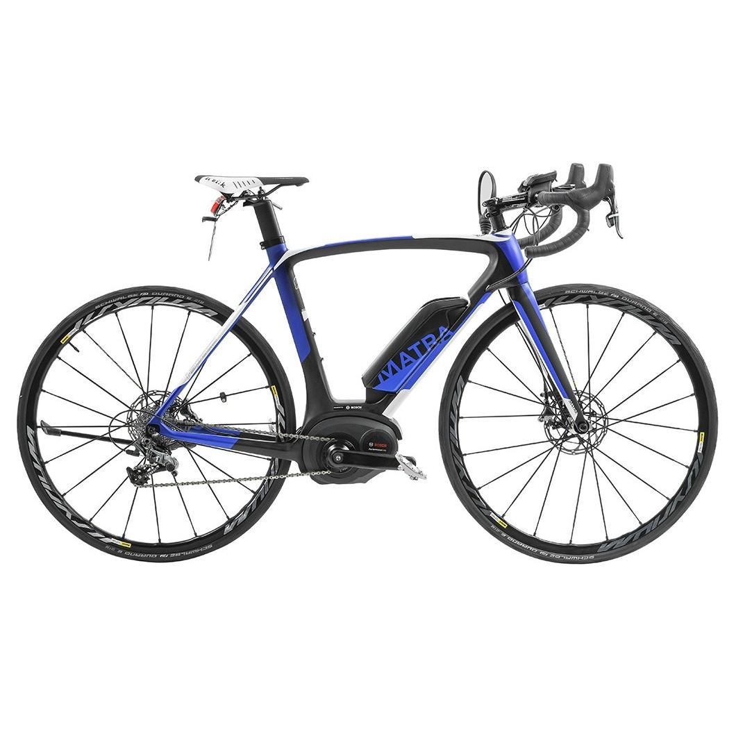 Vélo électrique MATRA i-SPEED RACE D11 S 2017