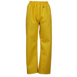 Pantalon pluie Pouldo Glentex Jaune