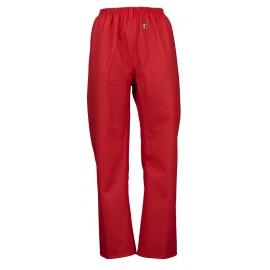 Pantalon pluie Pouldo Glentex Rouge