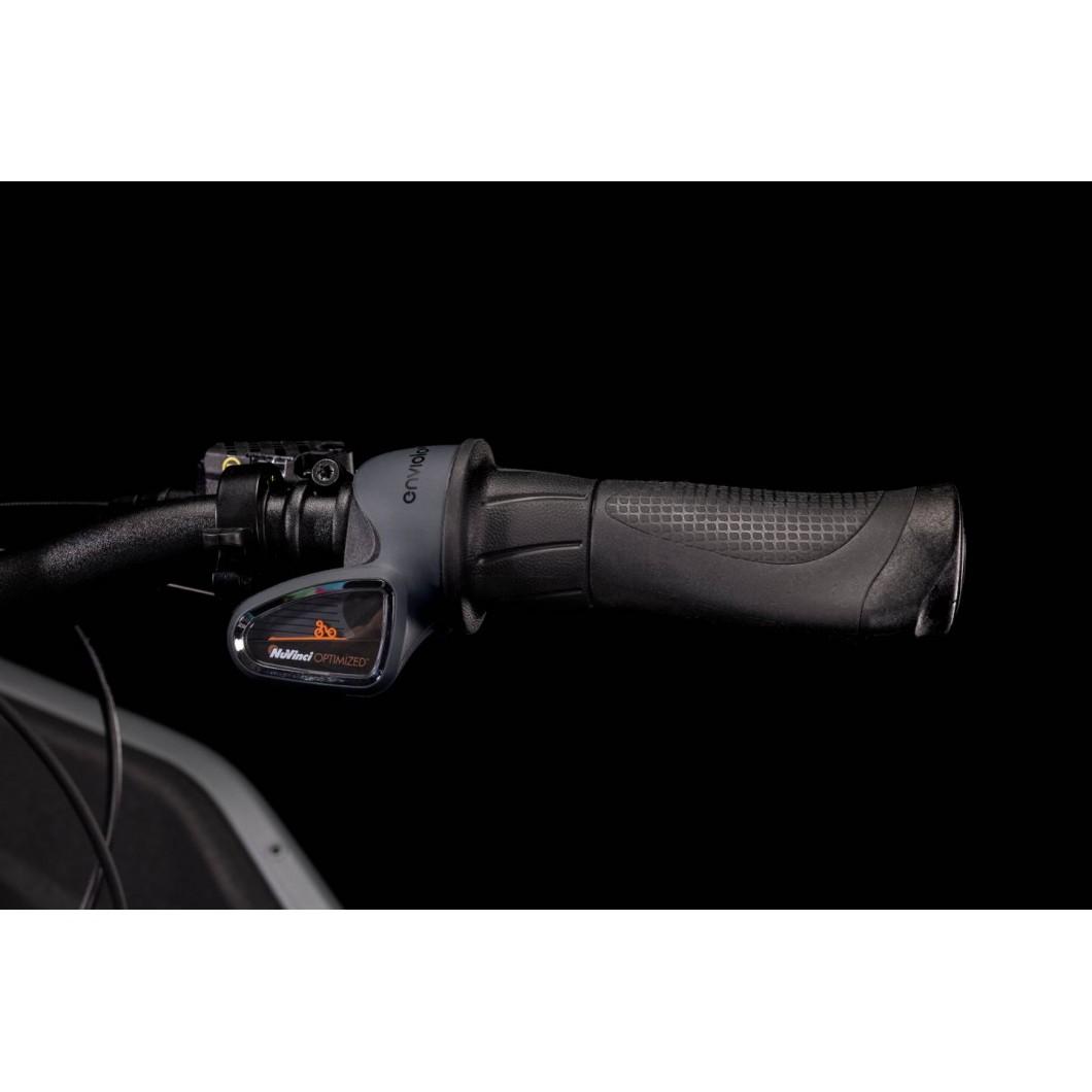 Vélo électrique biporteur CUBE CARGO DUAL HYBRID 1000 2022