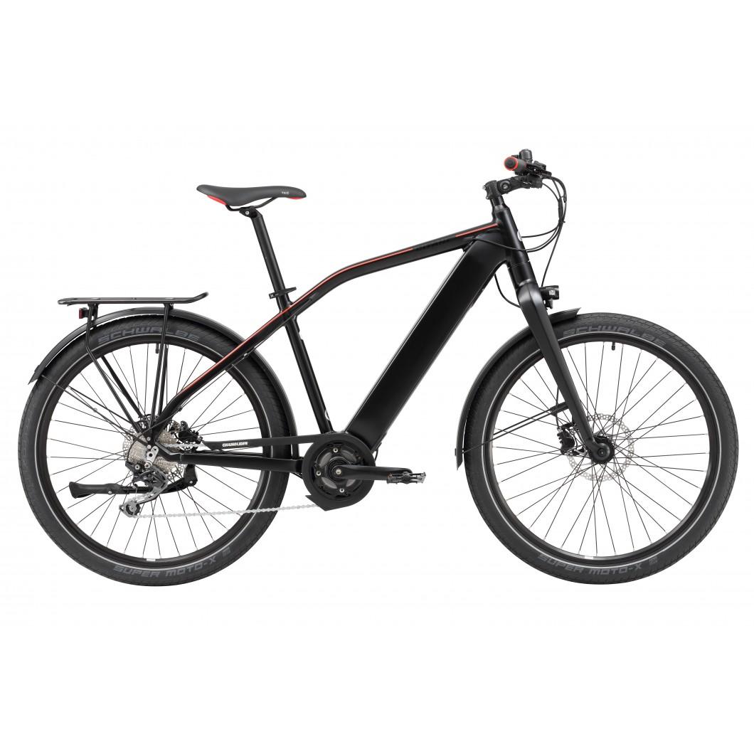 Vélo électrique Gitane B21 2017