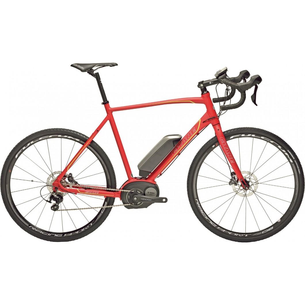 Vélo électrique Gitane E-Play Bosch Gravel 2017