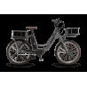WINORA eLoad - vélo électrique cargo livraison transport 2017