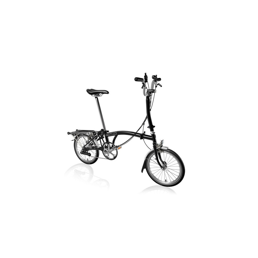 Vélo pliant BROMPTON H6R