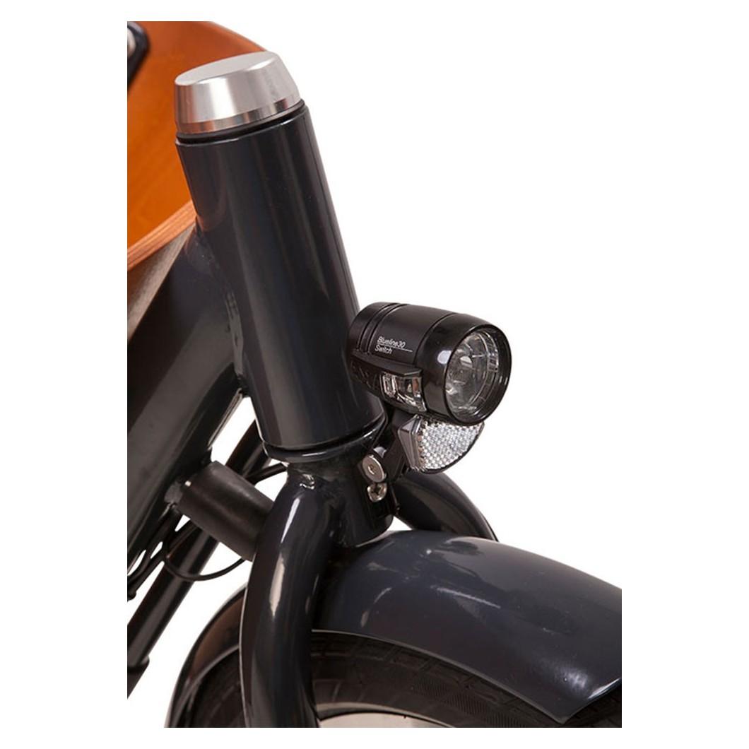 Triporteur électrique Babboe Curve Mountain - moteur Yamaha