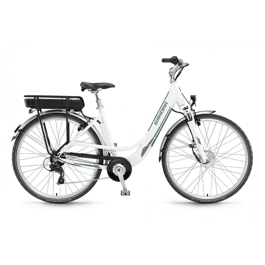 Vélo électrique WINORA X185.X 2017