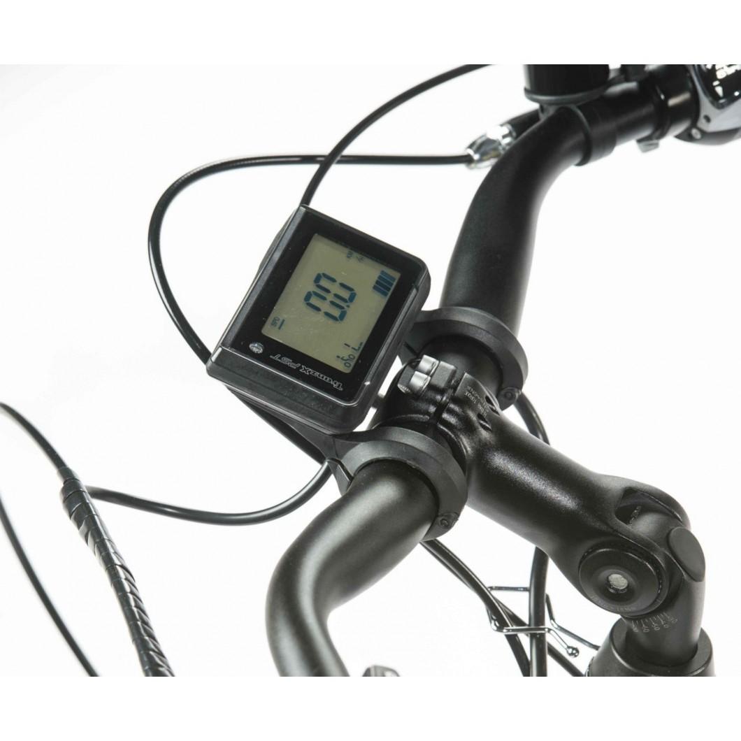 Vélo électrique EASYBIKE Easymax M25 NV NuVinci 2016