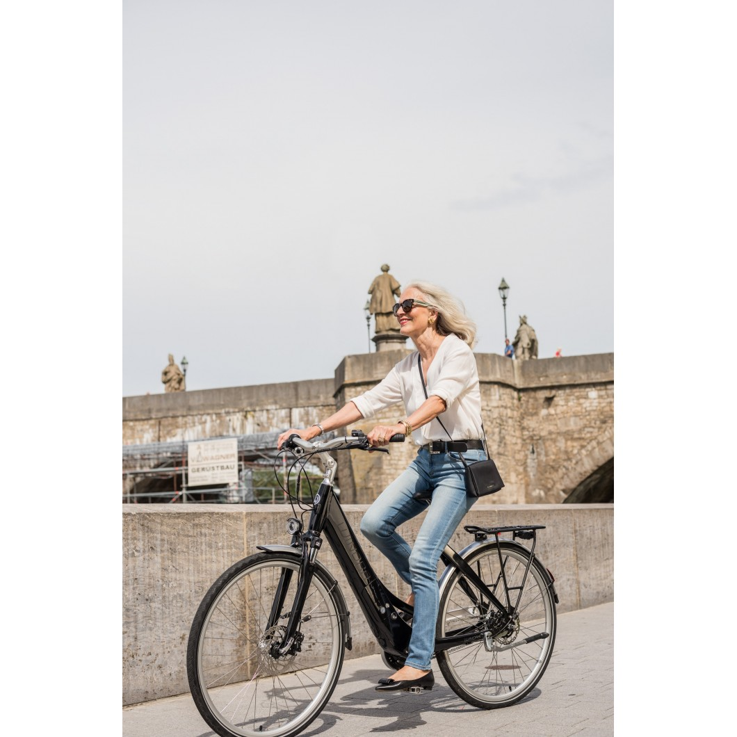 Vélo électrique Winora F7 Auto 2017