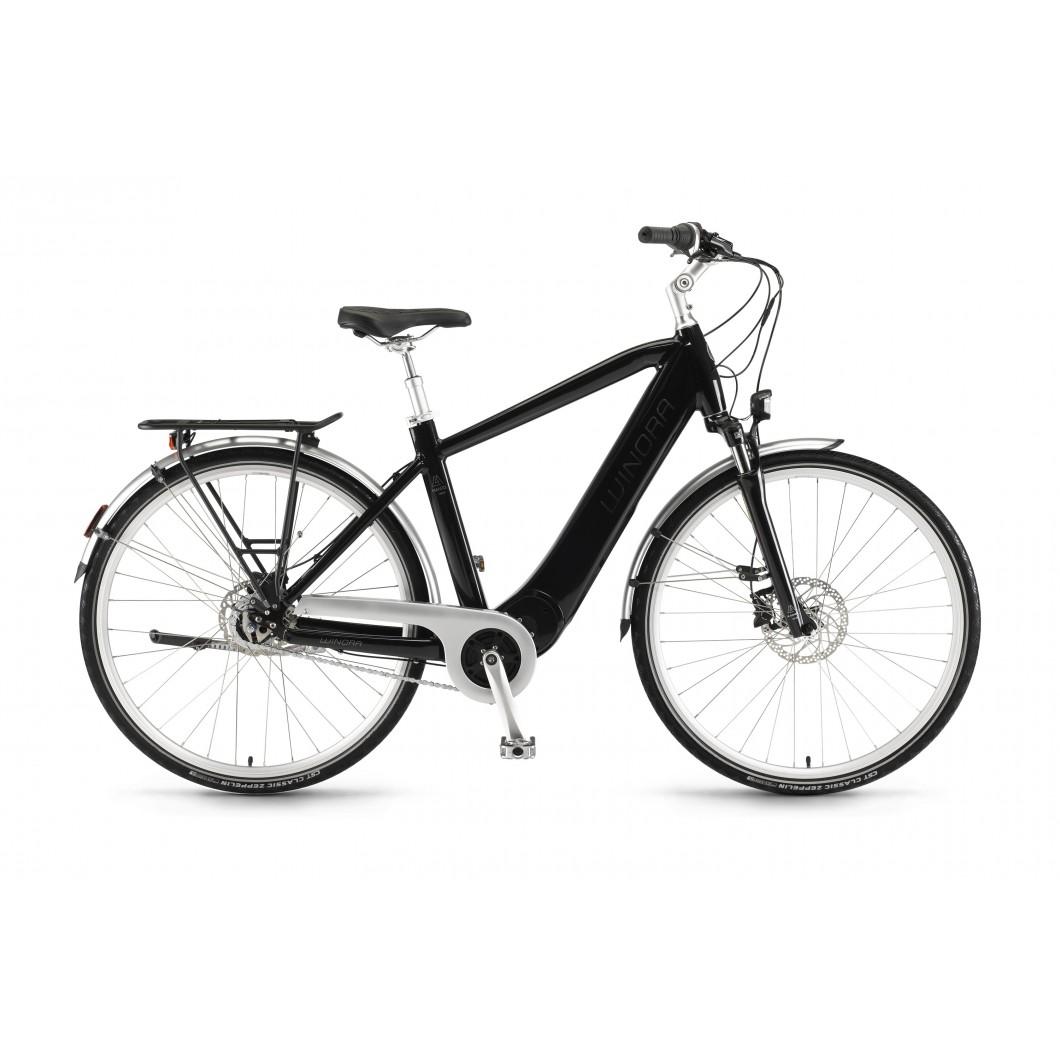 Vélo électrique Winora M8 disc 2017