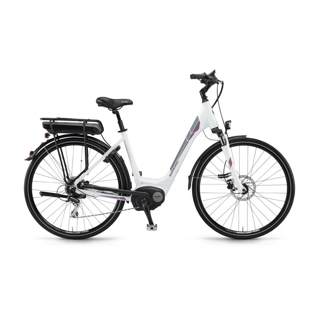 Vélo électrique Winora B180.X 2017
