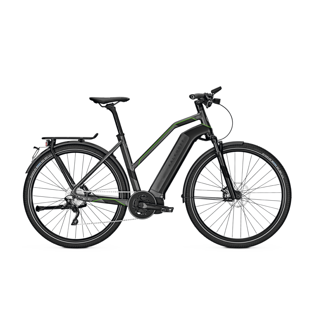 Vélo électrique Kalkhoff Integral |10 Speed 10G 2017