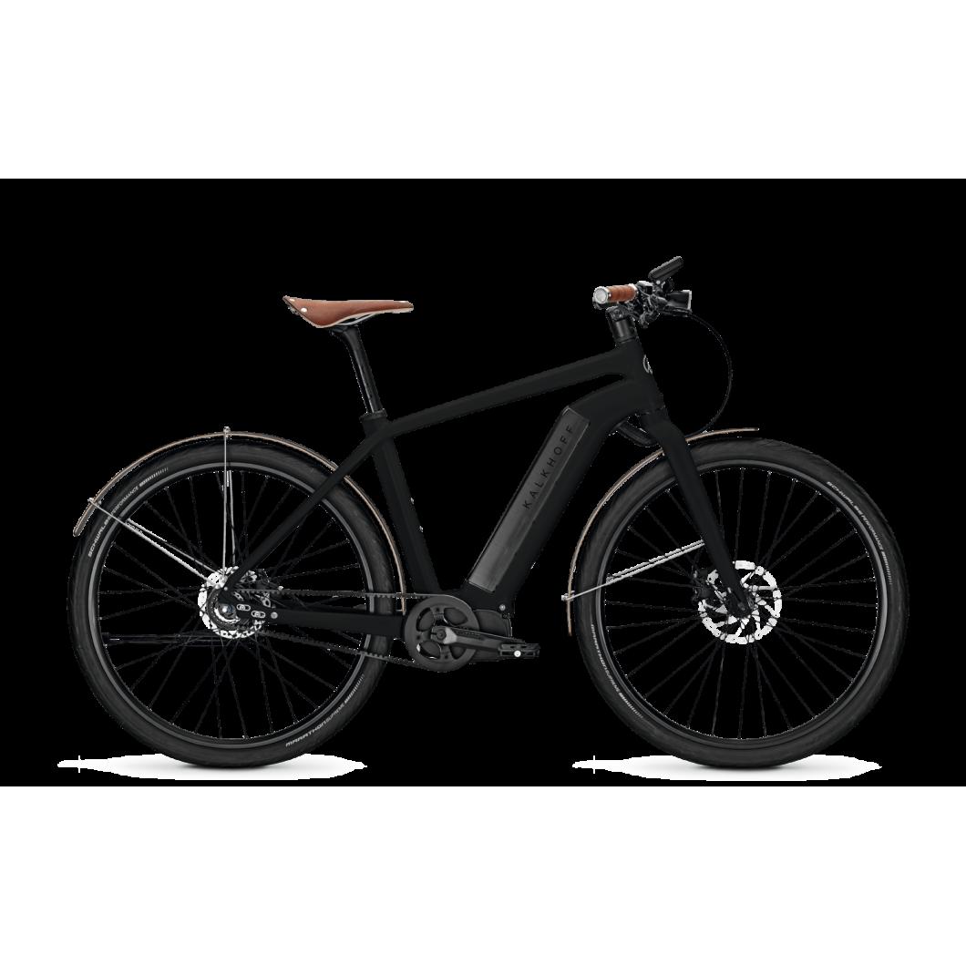 Vélo électrique Kalkhoff Integral LTD wood 8G 2017