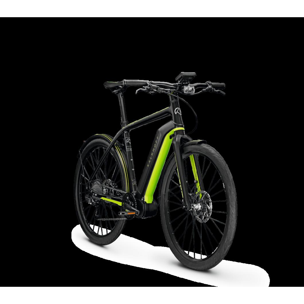 Vélo électrique Kalkhoff INTEGRALE LIMITED BLACK 11G 2017