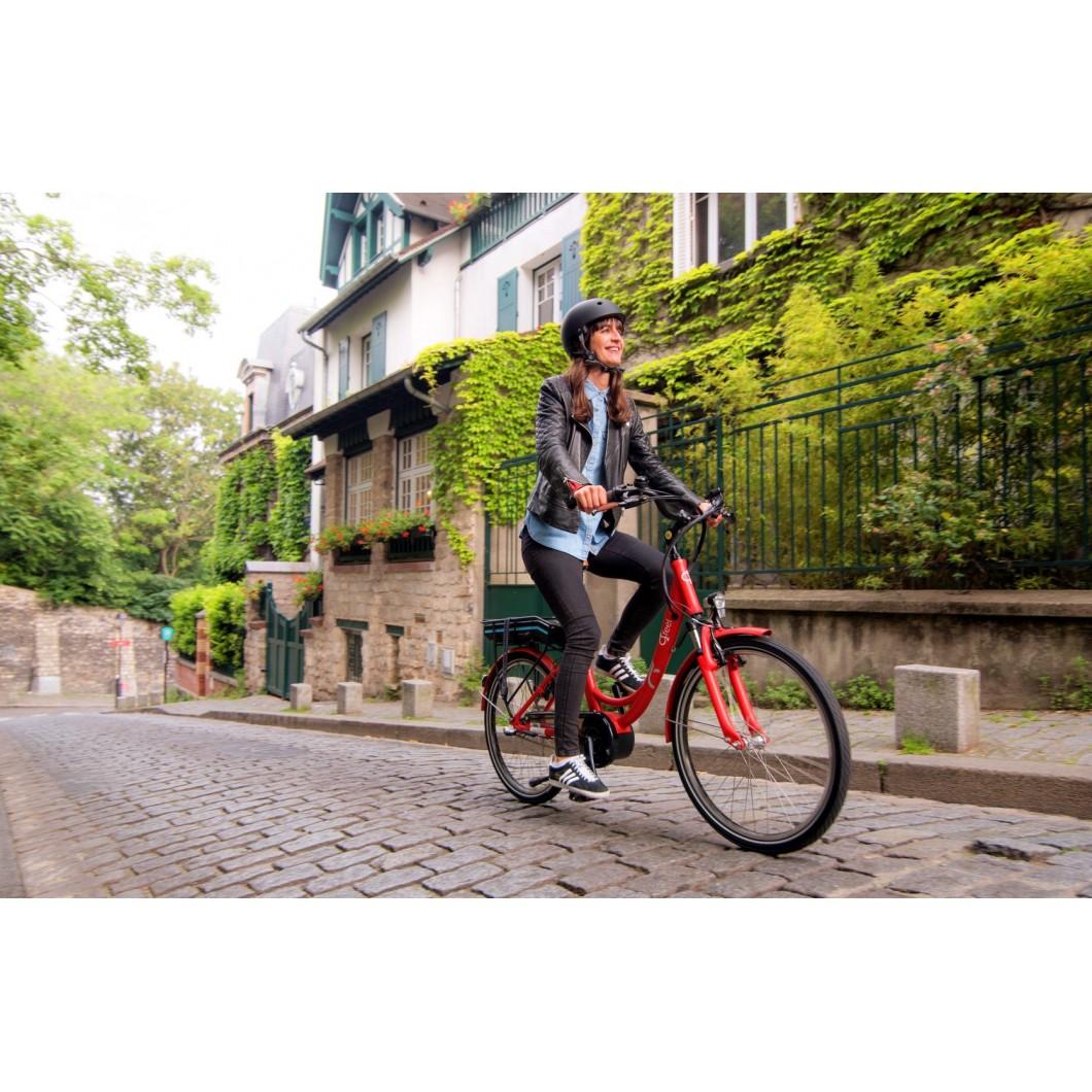 Vélo électrique O2FEEL Valdo N3C OES 2017