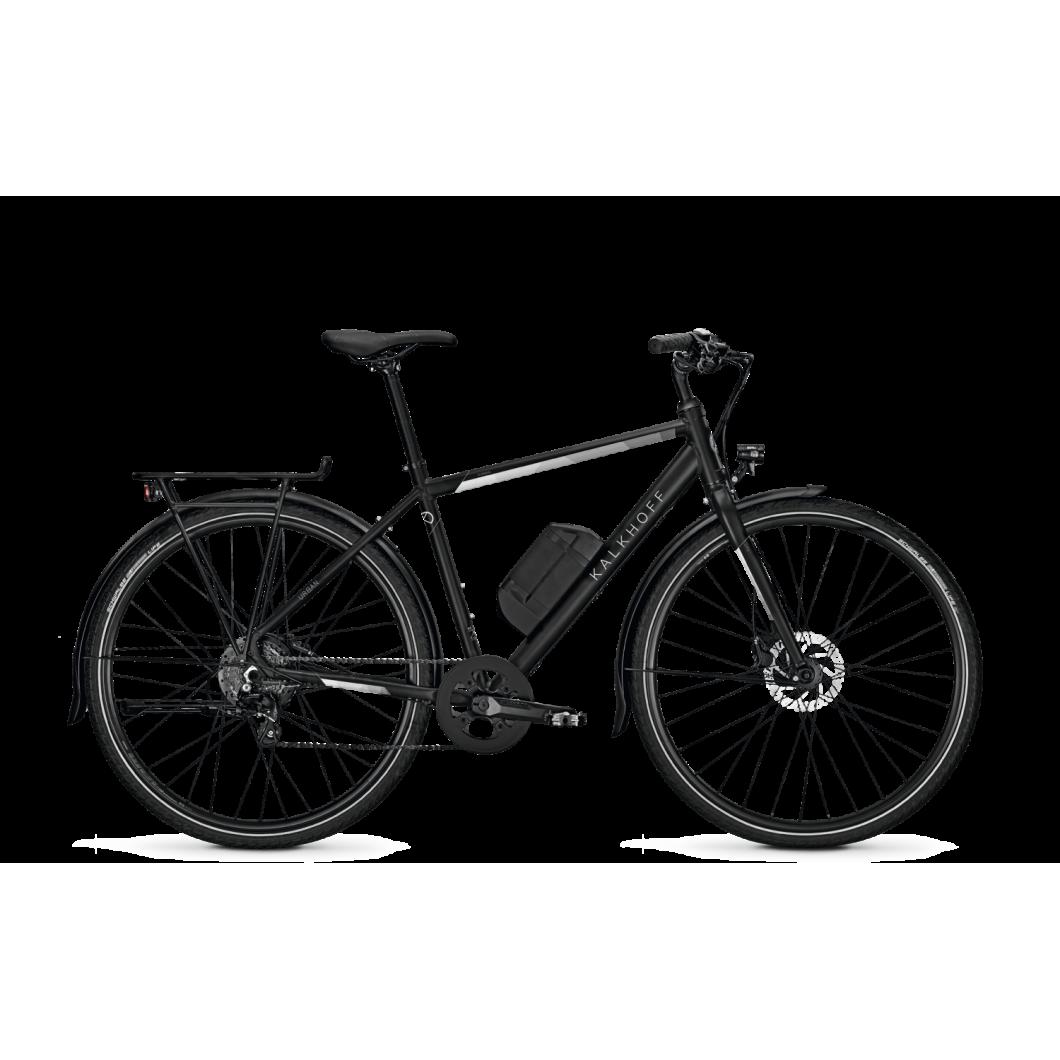 Vélo électrique Kalkhoff DURBAN G8 8G 2017