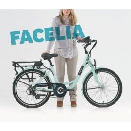 Vélo électrique Neomouv FACELIA 2017 VÉLO ÉLECTRIQUE CHEMIN