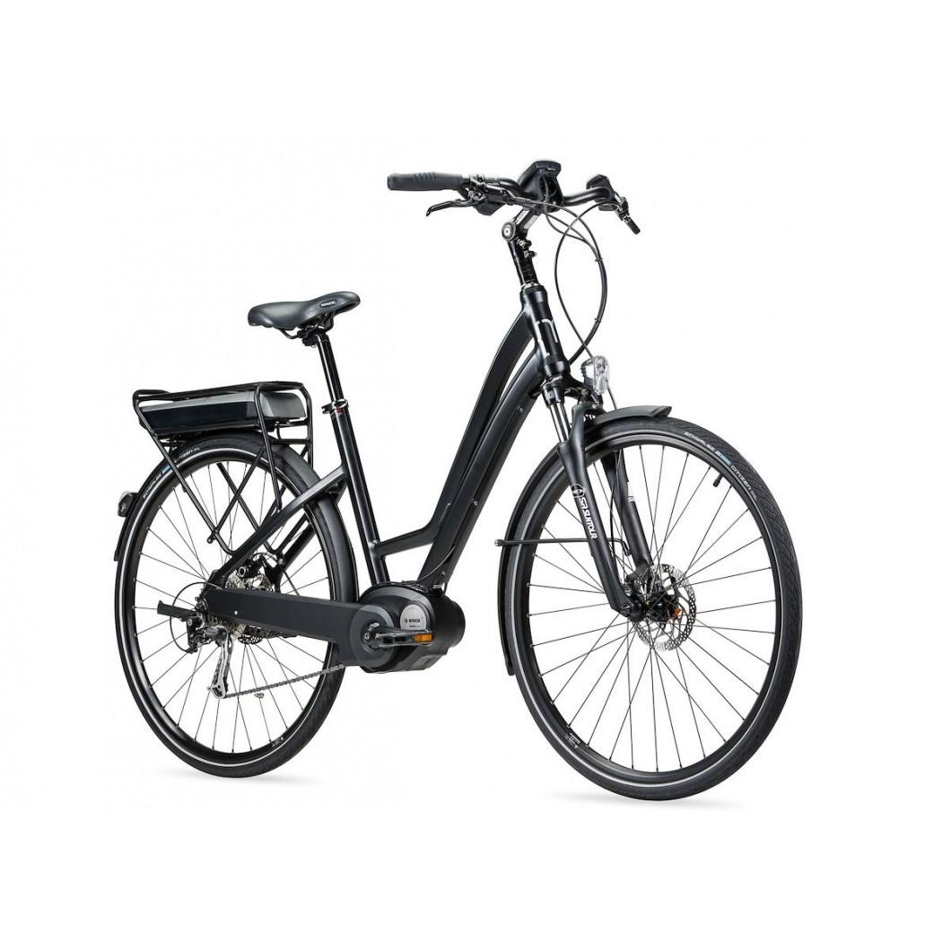 vélo électrique MOUSTACHE SAMEDI 28 BLACK OPEN 2017