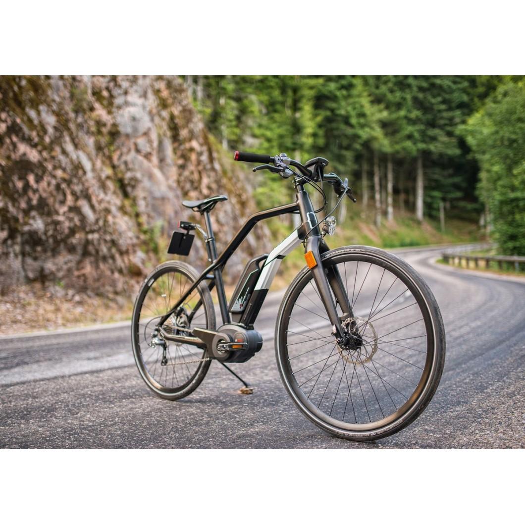 Vélo électrique MOUSTACHE DIMANCHE 28 SPEED 2017