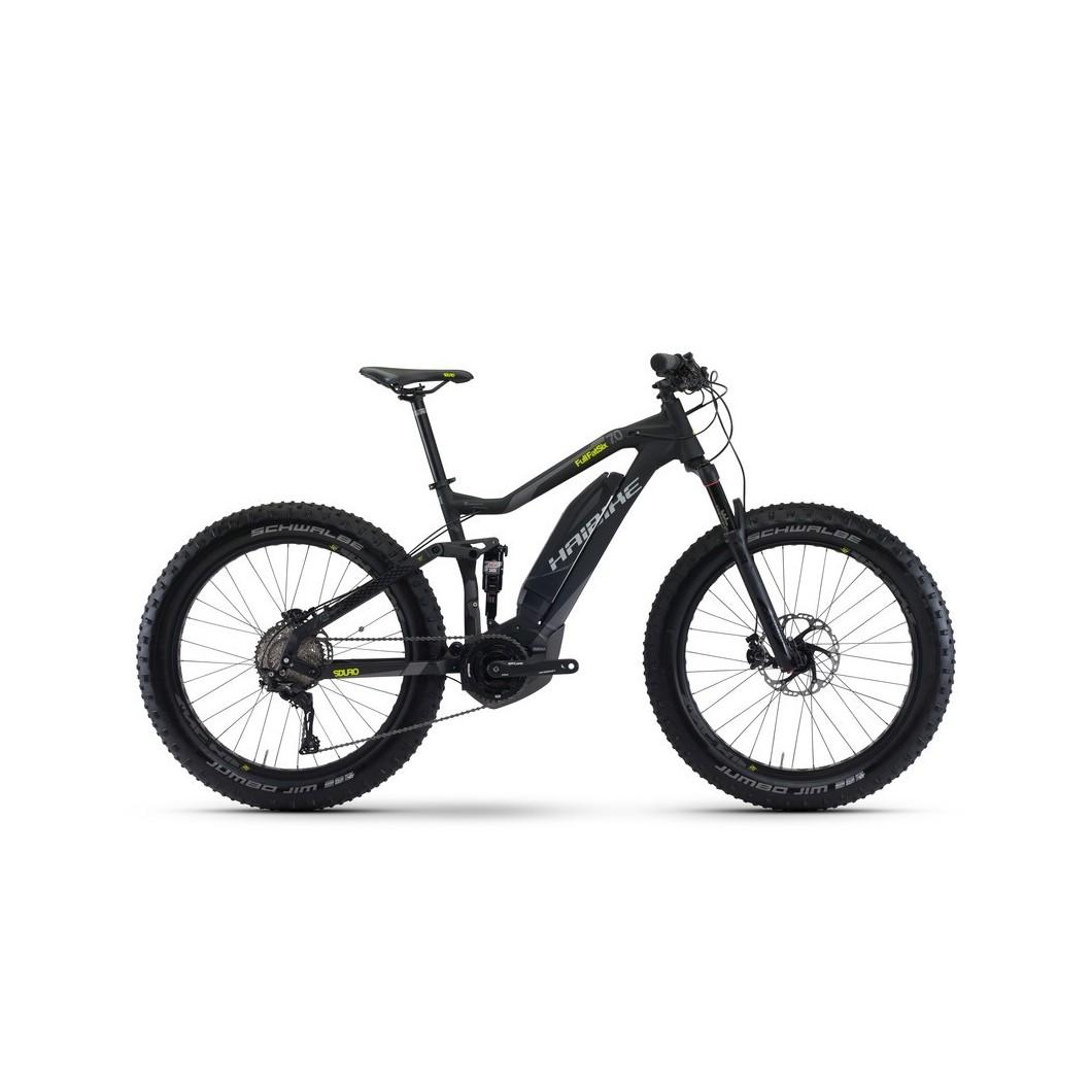 Vélo électrique HAIBIKE SDURO Full FatSix 7.0 2017