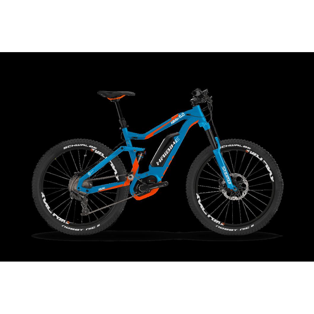 Vélo électrique HAIBIKE XDURO AllMtn 6.0 2017
