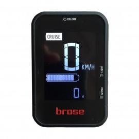 Console display afficheur écran Brose pour vélo électrique à moteur Brose Système BROSE